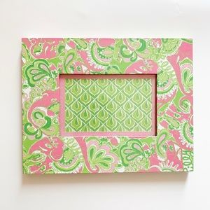 Lilly Pulitzer Frame